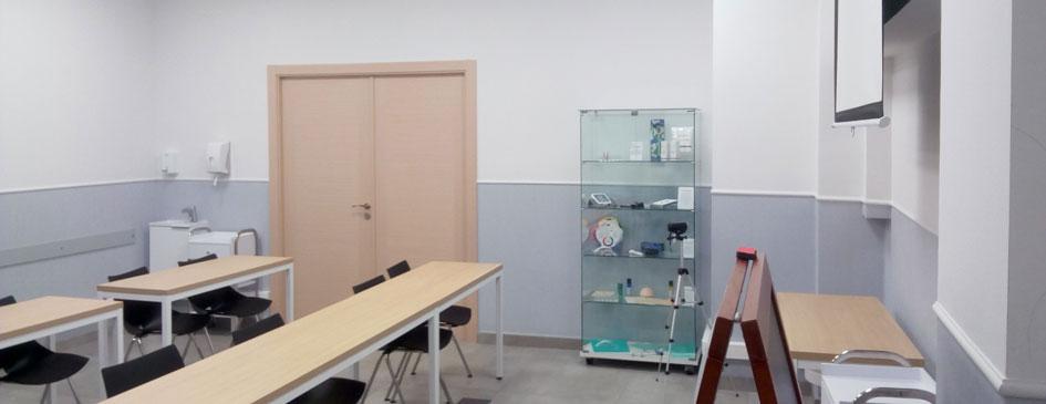 Centro Pretty clinic, proyecto realizado por la ingeniería de Barcelona OTP Global Engineering