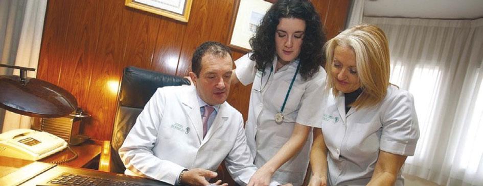 Entrevista amb Jordi Bermejo, Maria Dolores Pérez i Rebeca Bermejo, la ingenieria de Barcelona OTP Global Engineering ha realizado el proyecto de su último centro Pretty Clinic
