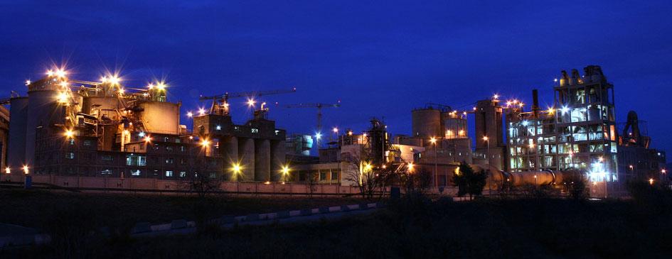 Cementos molins proyecto ejecutivo realizado por la ingenieria de barcelona OTP Global Engineering