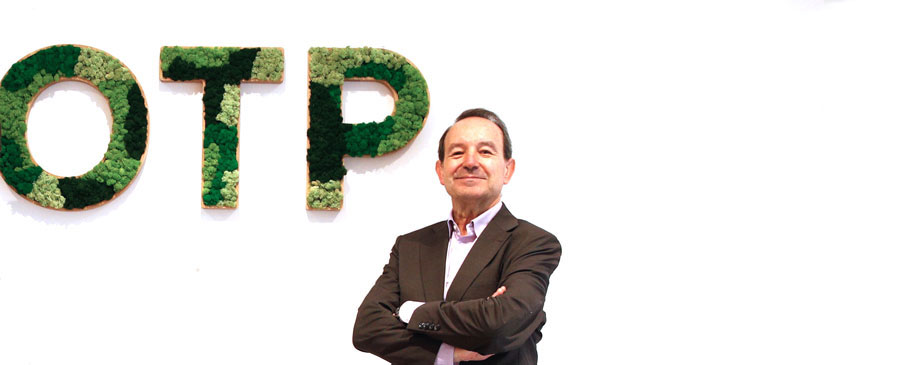 Jaume Perna Bertran, president i soci fundador d`OTP Global Engineering