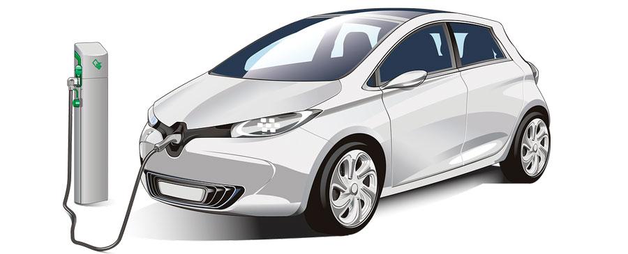 Quins tipus de punts de recàrrega per a vehicle elèctric puc instal·lar.