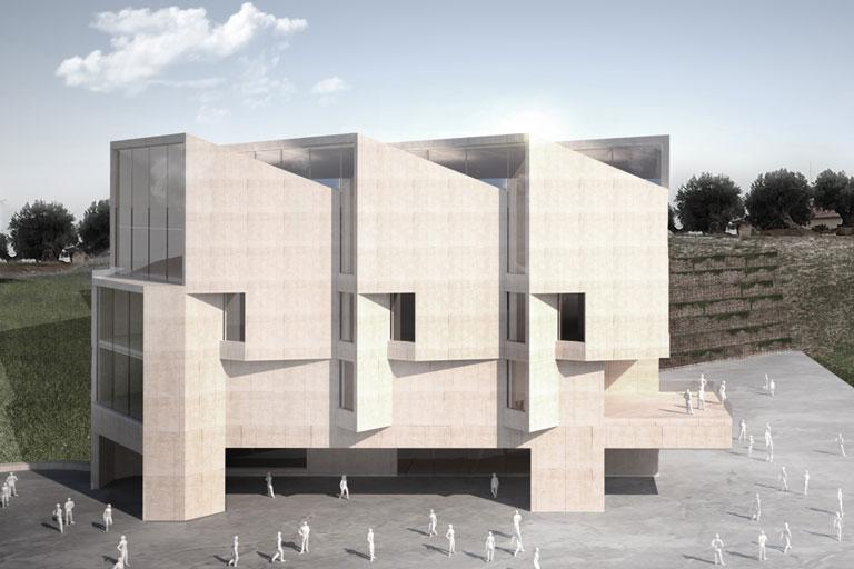 Nou museu Sorigué de Balaguer, projecte de seguretat i prevenció contra incendis realitzat per l´enginyeria de Barcelona OTP Global Engineering.