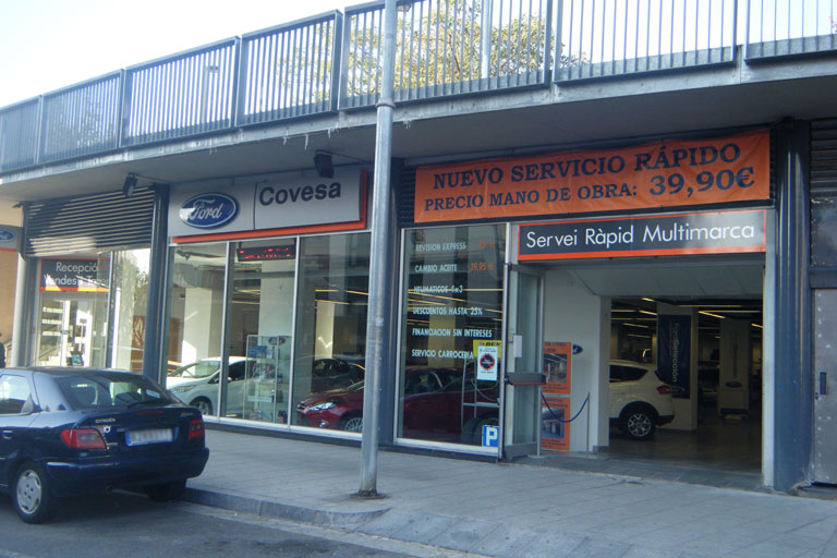 Gup Ford Covesa