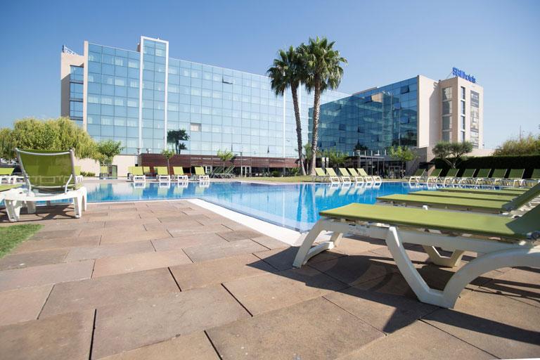 SB hotel de catelldefels