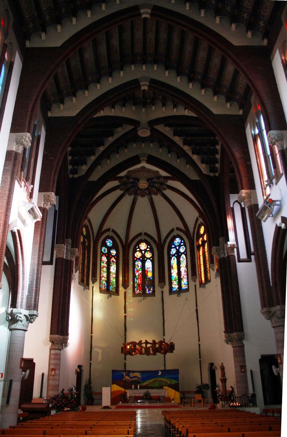 Esglesia major de Santa Coloa de Gramenet