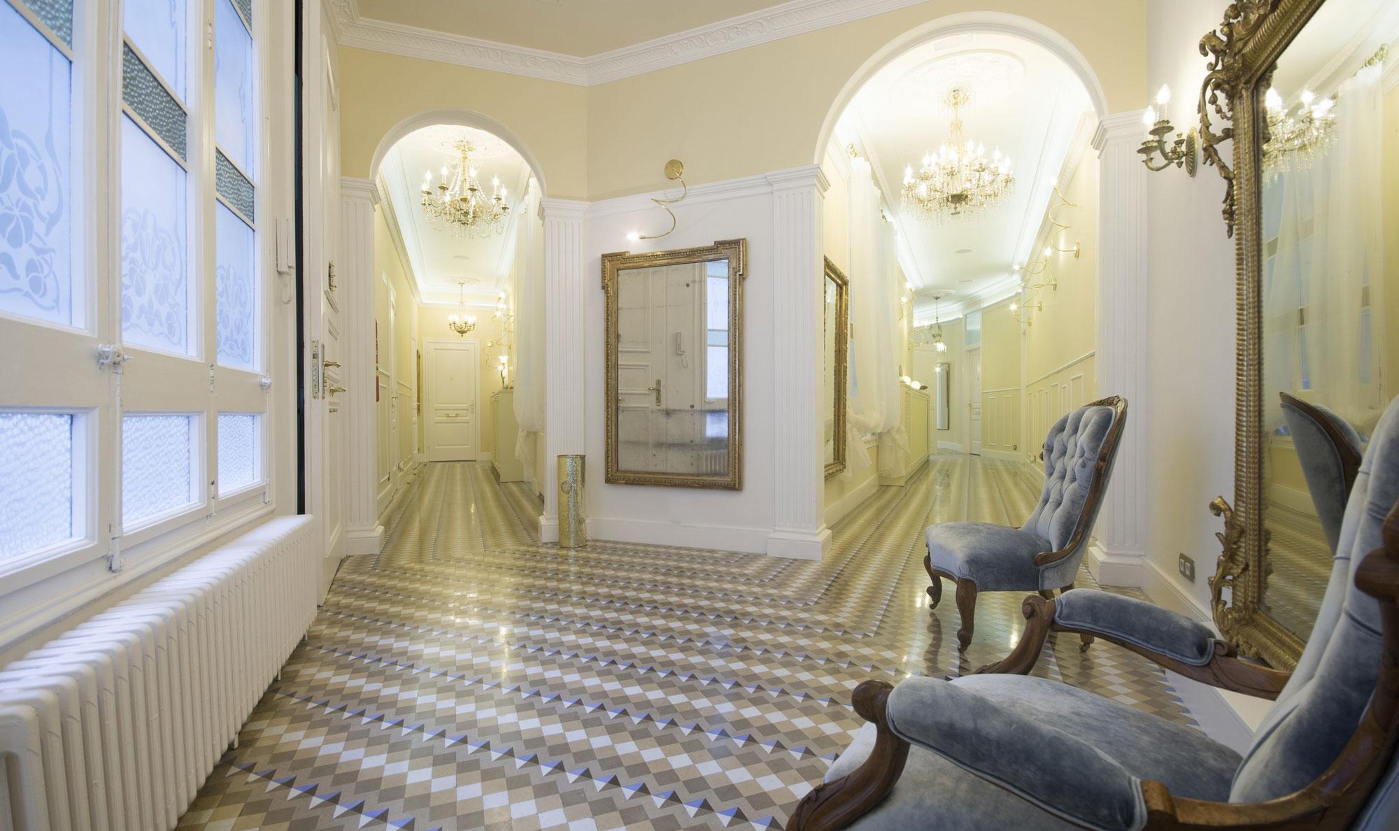 Proyecto de ingenieria en Barcelona para Anekena House