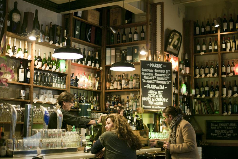 Bar Mut  de Barcelona, projecte d´enginyeria a per OTP