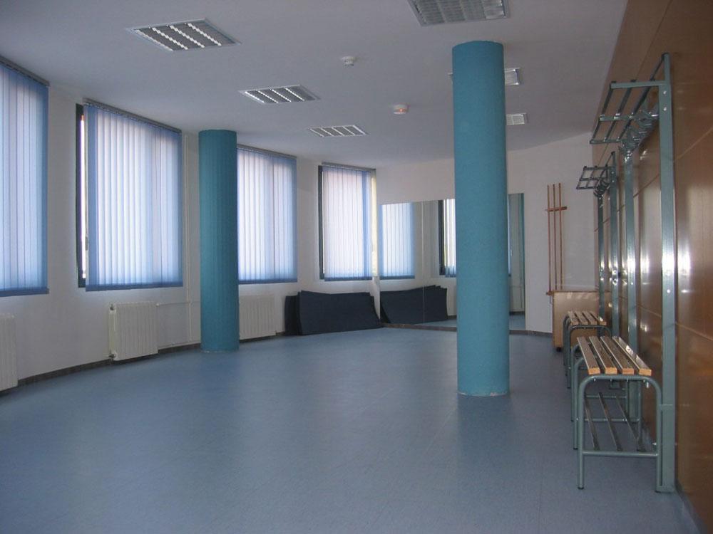 Residència geriàtrica situada a Badia del Vallès