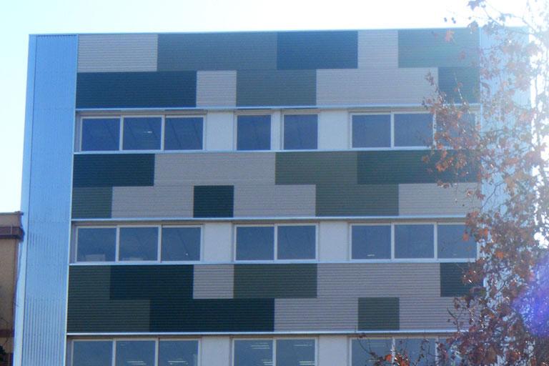 Escola d´adults  edifici