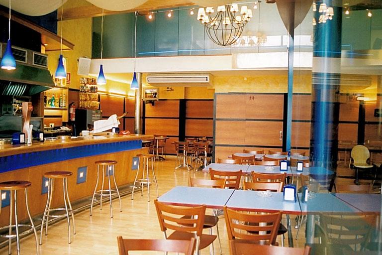 Projecte d'enginyeria per a un bar restaurant de Barcelona
