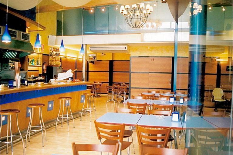 Projecte d'enginyeria per a un bar restaurant a Barcelona