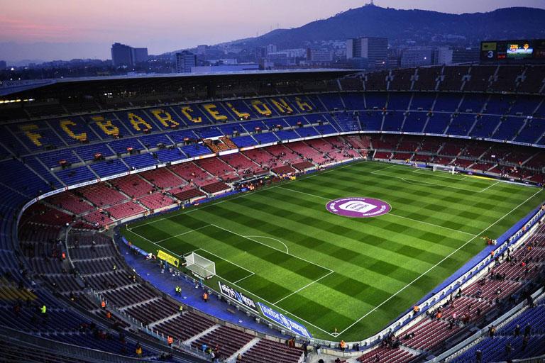 Projecte executiu d´obres de millora del complex esportiu del Futbol Club Barcelona, realitzat per l´enginyeria de Barcelona OTP Global Engineering