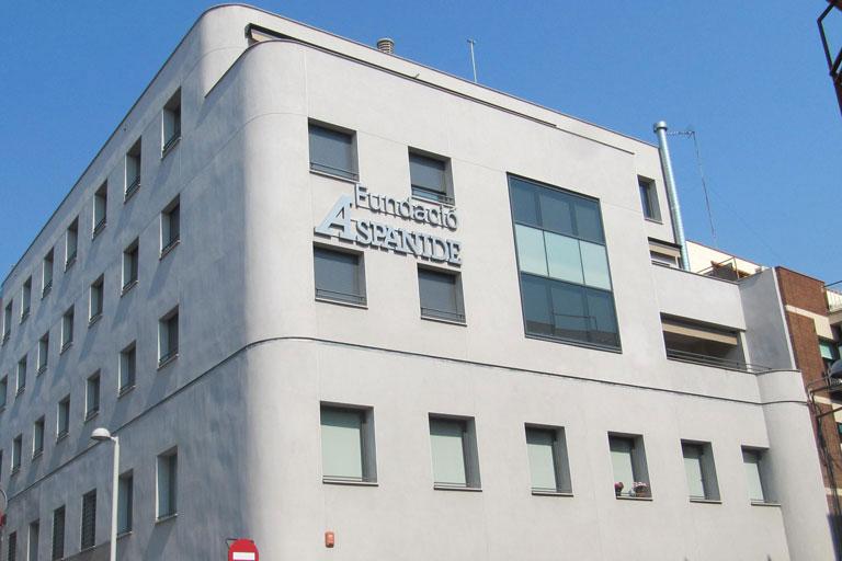 Edifici fundacio  Aspanide