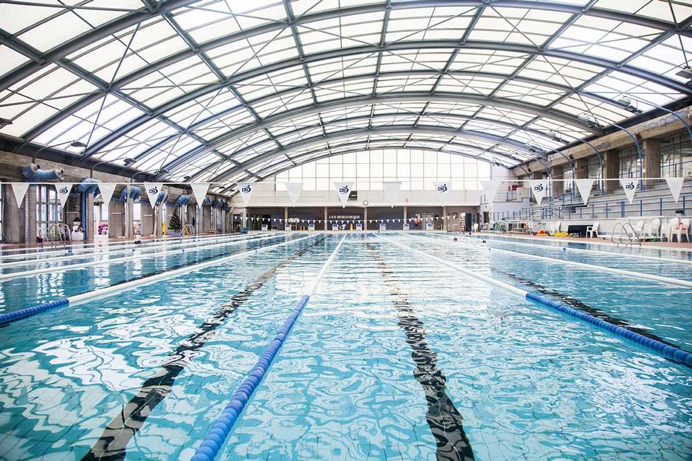 Piscina olímpica Club Natació Sant Andreu