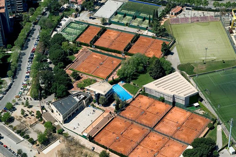 Club esportiu laietà, proyecto ejecutivo por OTP ingenieria