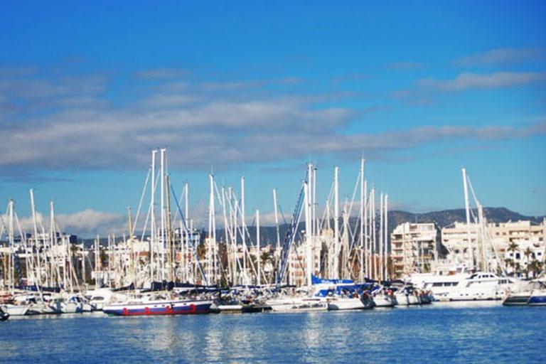 Proyecto de OTP para una edificación en el puerto de Vilanova i la Geltrú