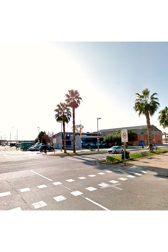 Projecte d´OTP per a una edificació del port de Vilanova i la Geltrú