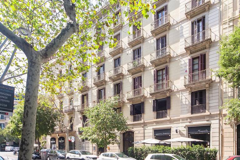 Pensió Casp-er Guest house Projecte de legalització de la instal·lació elèctrica i activitat realitzat per l'enginyeria de Barcelona OTP Global Engineering