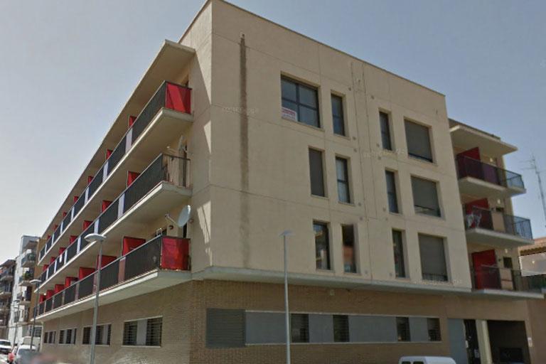 Edificio de viviendas de la calle Albera 15 de Figueras, proyecto por OTP Global Engineering