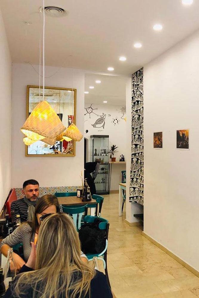 Interior bar il tramezzino