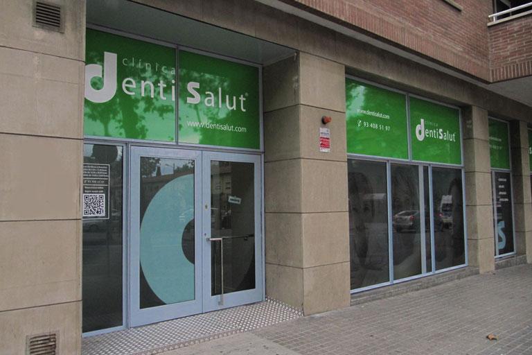 Clinica Dentisalut de Barcelona