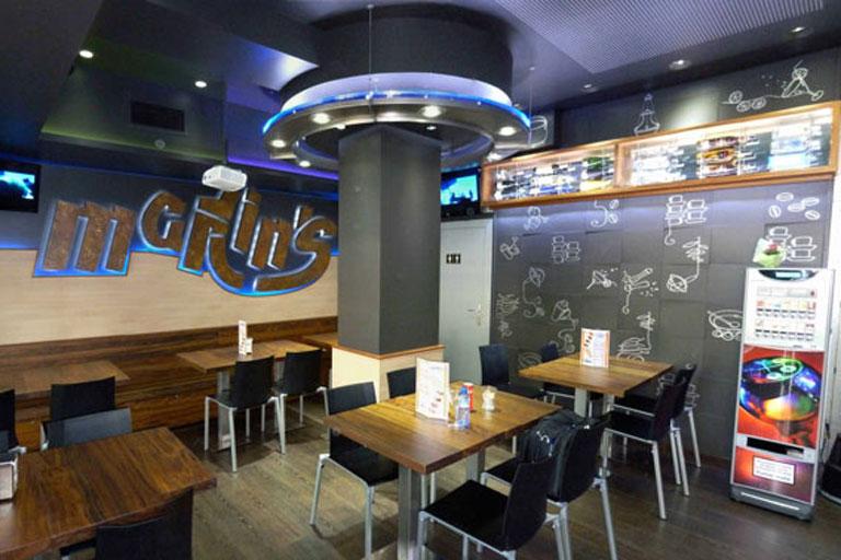 Bar restaurant Martin