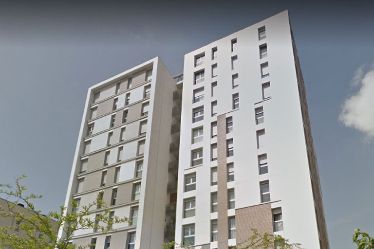 Edifici d´habitatges ciutat de granada, 122, projecte per OTP Global Engineering