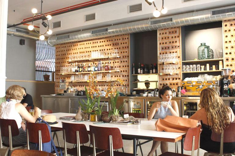 Federal Cafe Barcelona, projecte per OTP